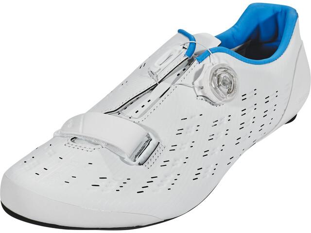 25c4fe27b9d Shimano SH-RP9 Bike Shoes Wide white at Bikester.co.uk